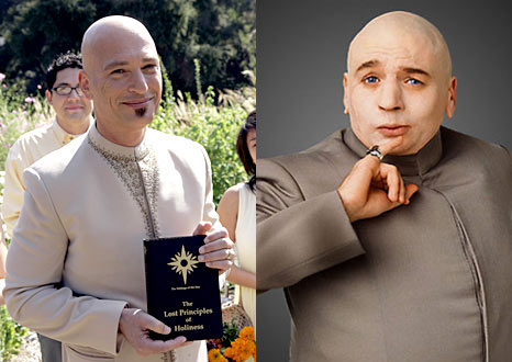 The Dr. Evil Twins