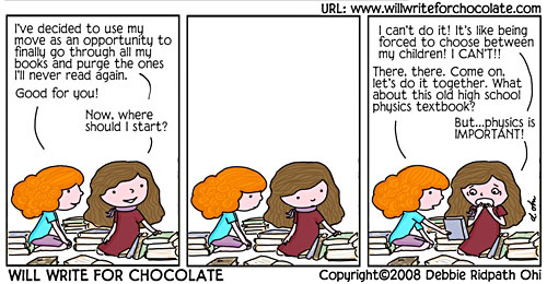 Will Write for Chocolate