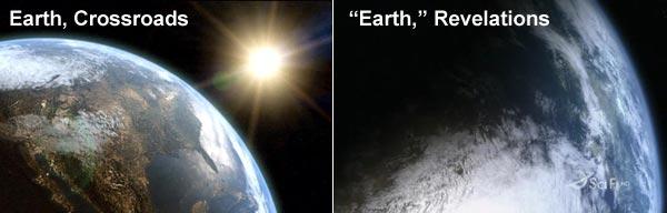 BSG's Two Earths