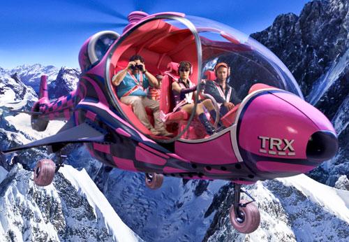 Speed Racer Movie Trixie